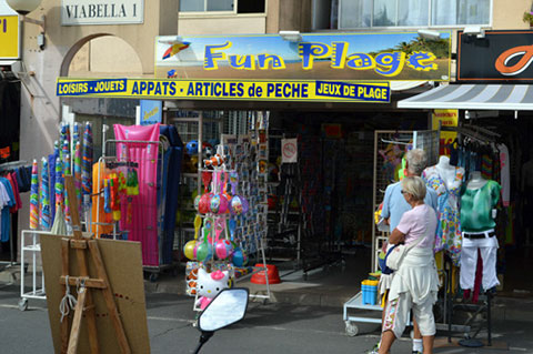 Magasin Fun Plage